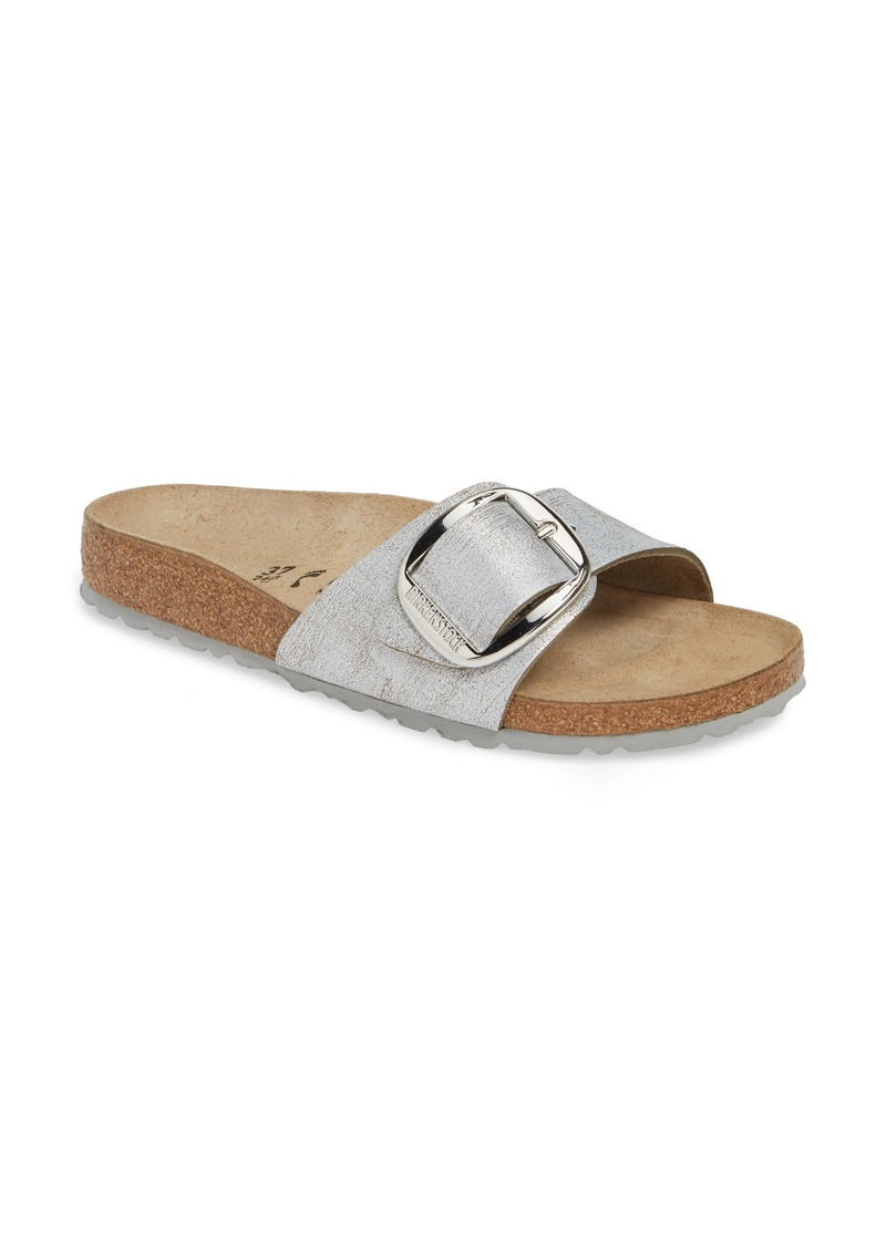 54dd02b4f2c8 Birkenstock Birkenstock Madrid Big Buckle Slide Sandal (Women)