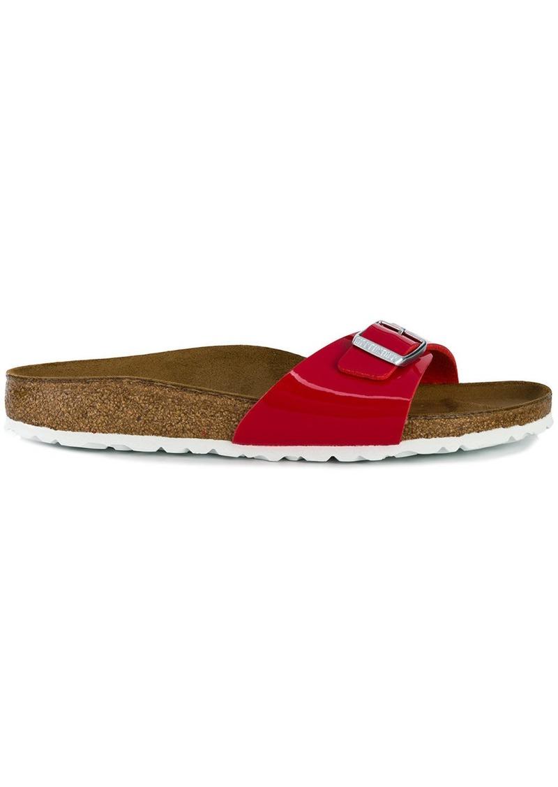 91725410ba411 Birkenstock Birkenstock Madrid sandals - Red   Shoes