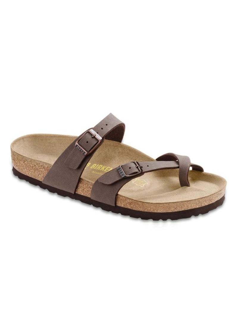 f86cbca4c6e Birkenstock Birkenstock Mayari Birkibuc Cross-Strap Sandals