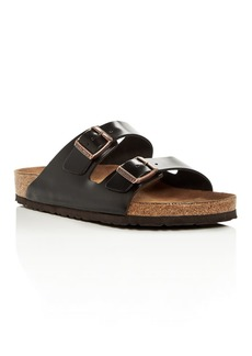 Birkenstock Men's Arizona Leather Slide Sandals