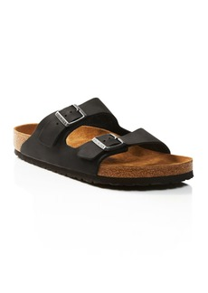 Birkenstock Men�s Arizona Oiled Leather Sandals