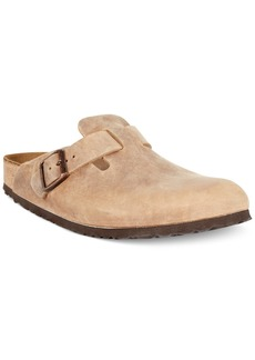 Birkenstock Men's Boston Clogs Men's Shoes