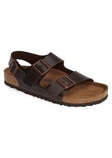 Birkenstock Milano Soft Footbed Sandal (Men)