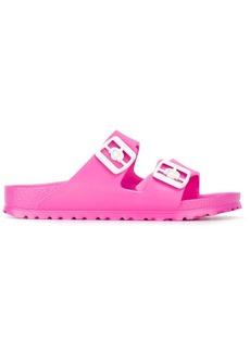 Birkenstock rubber slider sandals - Pink & Purple