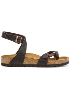 Birkenstock toe-strap buckle sandals