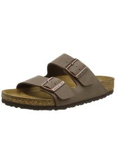 Birkenstock Women's Arizona  Birko-Flo Mocca Sandals - 41 M EU