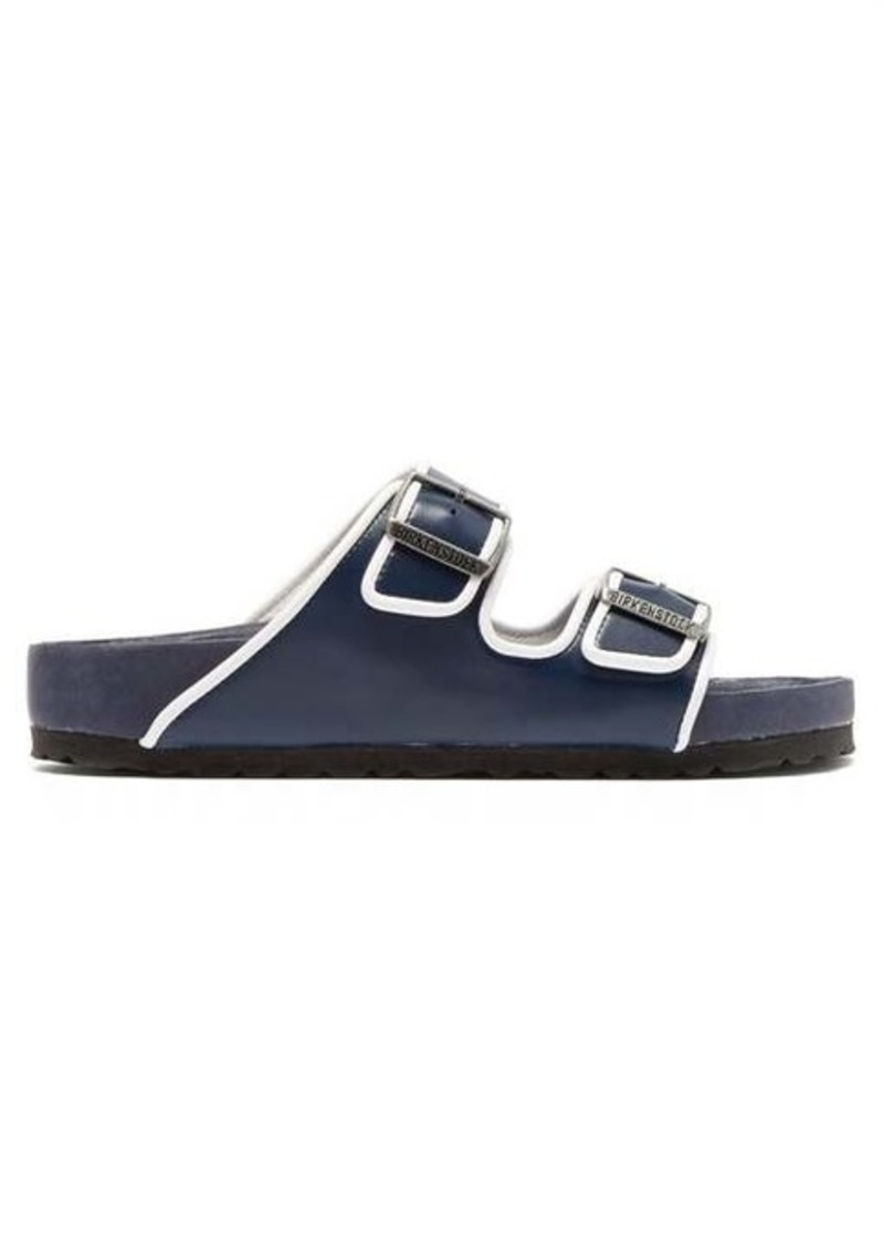 Birkenstock x Il Dolce Far Niente Arizona Fullex leather sandals