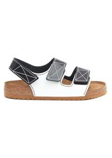 Birkenstock x Proenza Schouler X Proenza Schouler Milano leather sandals