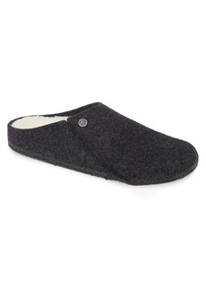 Birkenstock Zermatt Genuine Shearling Lined Slipper (Men)