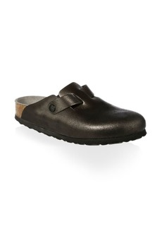 Birkenstock Boston Leather Clogs