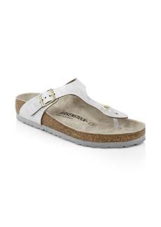 Birkenstock Gizeh Suede Thong Sandals