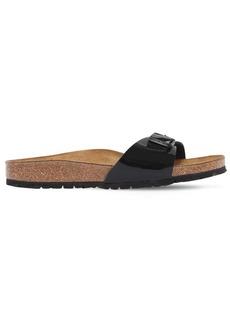 Birkenstock Madrid Faux Leather Sandals