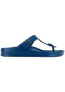 Birkenstock open toe slippers
