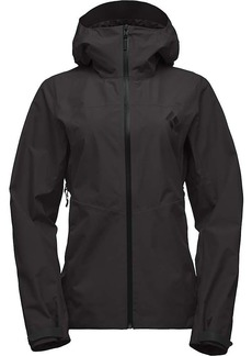 Black Diamond Women's Liquid Point Shell Jacket