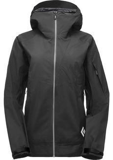 Black Diamond Women's Mission Shell Jacket