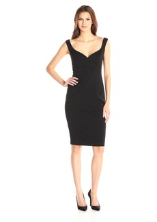 Black Halo Halo Women's Ally Sheath Dress Gab