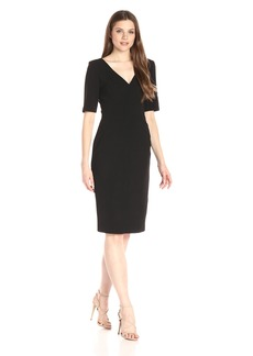 Black Halo Halo Women's Jeanette Sheath Dress