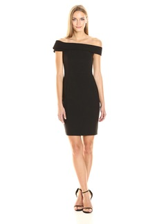 Black Halo Halo Women's Soto Sheath Dress