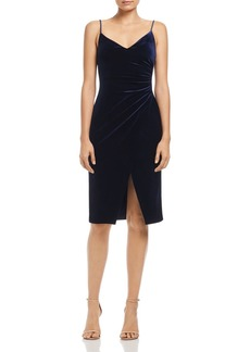 Black Halo Bowery Velvet Dress - 100% Exclusive