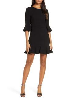 Black Halo Brooklyn Sheath Dress