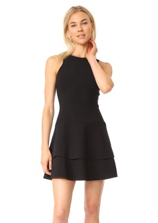 Black Halo Cheryl Mini Dress