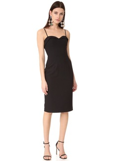 Black Halo Clover Sheath Dress
