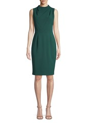Black Halo Corrine Knee-Length Sheath Dress