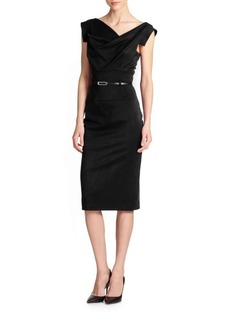 Black Halo Jackie O Dress
