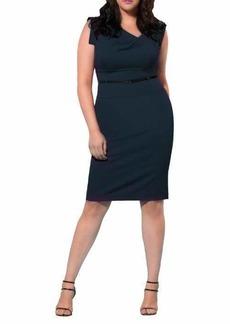 Black Halo Jackie O Dress-Eclipse Dress Size 10