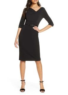Black Halo Jackie O Sheath Dress