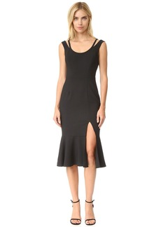 Black Halo Jeera Dress