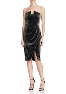 Black Halo Jolie Velvet Dress - 100% Exclusive