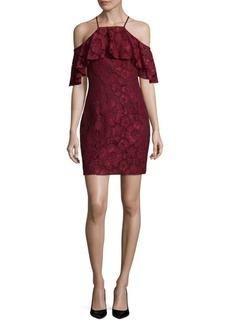 Black Halo Judd Mini Dress