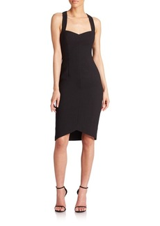 Black Halo Lopez Sheath Dress
