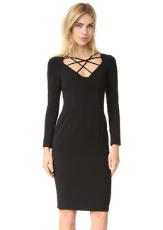 Black Halo Masca Sheath Dress