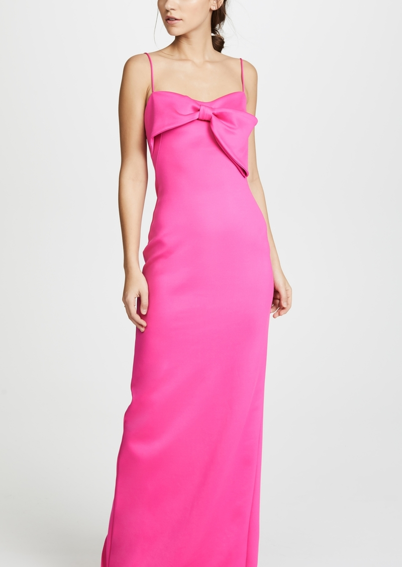 Black Halo Monroe Gown