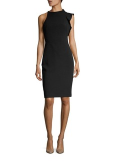 Black Halo Pabla Sheath Dress