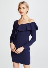 Black Halo Tava Mini Dress