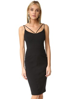 Black Halo Uma Sheath Dress