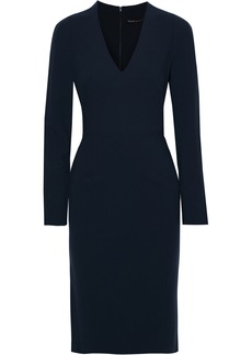 Black Halo Woman Mindy Cady Dress Navy
