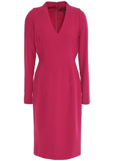 Black Halo Woman Mindy Cady Dress Magenta