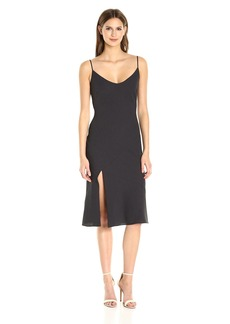 Black Halo Women's Almoa Slip Dress