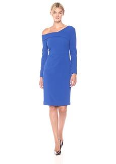 Black Halo Women's Benson Sheath Dress