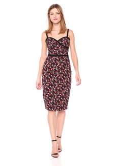 Black Halo Women's Daria Dress