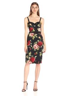 Black Halo Women's Daria Sheath Dress