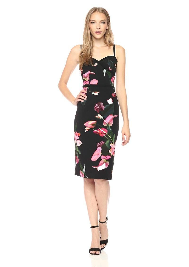 69e4796b On Sale today! Black Halo Black Halo Women's Daria Sheath Dress L'Amour