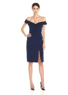 Black Halo Women's Hepburn Sheath Dress