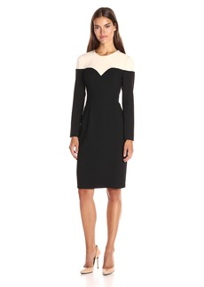 Black Halo Women's Marla Sheath Dress