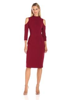 Black Halo Women's Sergia Sheath Dress