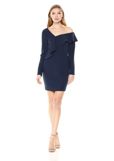Black Halo Women's Tava Mini Dress